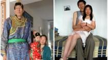中国第一巨人比姚明还高10cm 娶妻生活不便