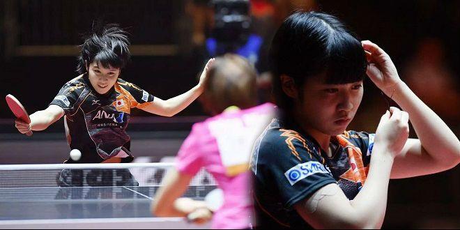 高中不上了!日乒17岁天才为击败中国放弃学业