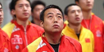 国乒夺冠日刘国梁无奈离开!官宣自己新去向,国乒球迷希望被浇灭