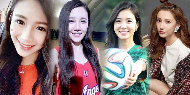 足球十大女神主播:刘语熙一枝独秀第一太意外