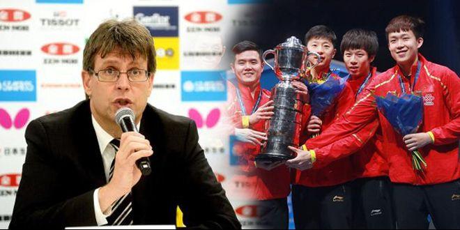 危机!国乒夺世乒赛9连冠后 乒联宣布调整规则