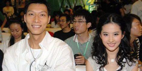 阿联绯闻女友盘点:皆完爆正牌娇妻 刘亦菲在列