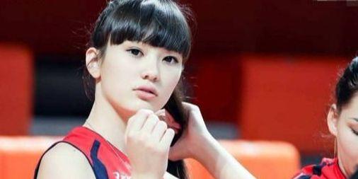 女排第一女神去日本打球 一年身形已不在单纯