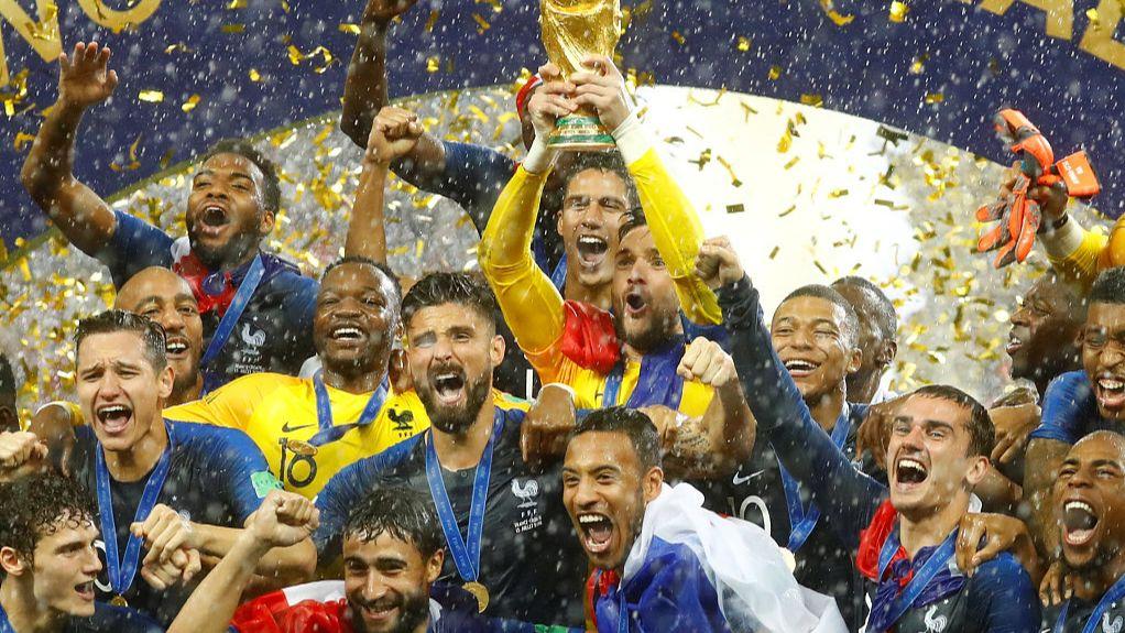 当我们回忆本届世界杯 我们都看了什么?