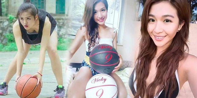 这位香港小姐堪称篮球女神,能把你晃到喷鼻血