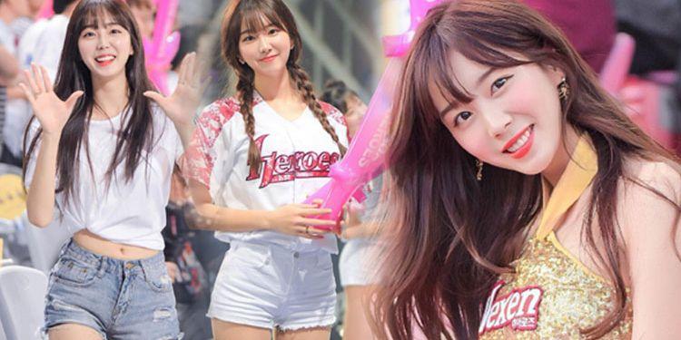 《超新星全运会》高颜值妹子TOP10