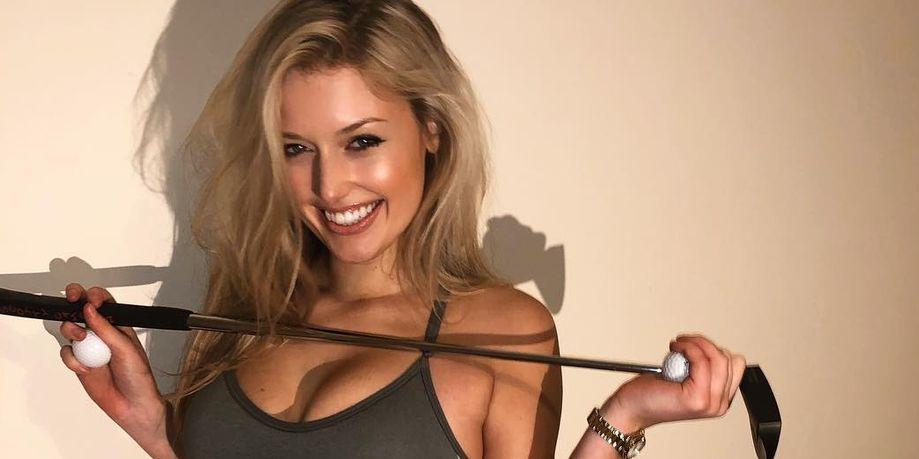 球场多美女才是我打高尔夫的原因!