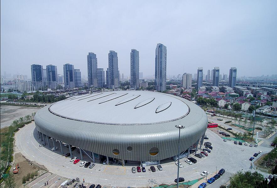 天津奥体中心游泳跳水馆