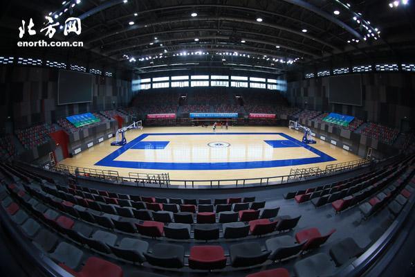 天津城建大学体育馆