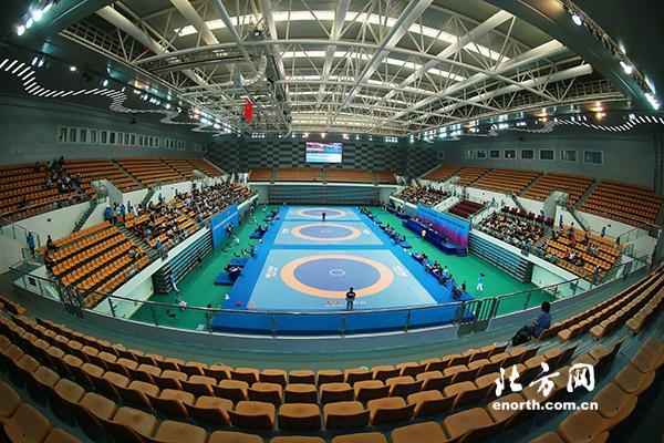 天津职业技术师范大学体育馆