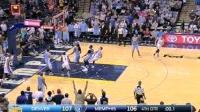 NBA常规赛十佳球-欧文极限后仰 威少逆天绝杀