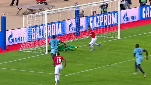 欧冠-阿布巴卡尔两球法尔考中横梁 波尔图3-0摩纳哥