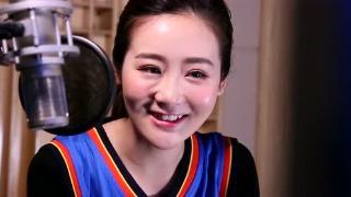 女主播小南客串火箭季后赛MV《易燃易爆炸》
