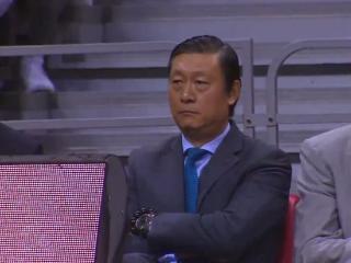 李秋平:想换一支球队执教 周琦因伤没能去成NBA季后赛
