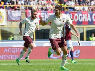 意甲-法西奥破门哲科建功 罗马客场3-0博洛尼亚