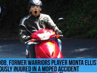 NBA球员十大奇葩离奇受伤:骑摩托车 做俯卧撑