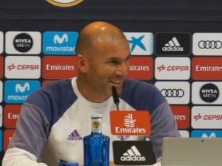 齐达内:贝尔的伤不是很严重;明天的比赛同样重要