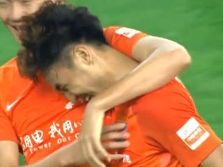 中超-佩莱失点吴兴涵制胜球 鲁能主场1-0小胜国安