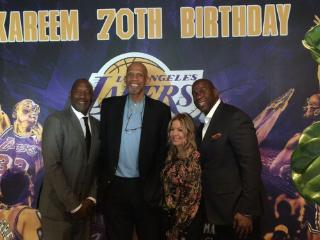 NBA官推祝贾巴尔和迪奥生日快乐