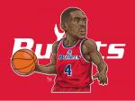 NBA球星漫画