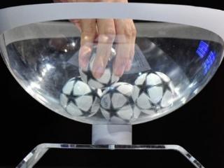 欧冠半决赛对阵:皇马碰马竞