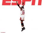 ESPN杂志封面球星