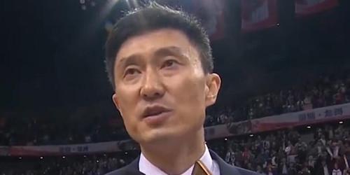 杜锋:很荣幸可以执教男篮 国家队和联赛没有太大冲突