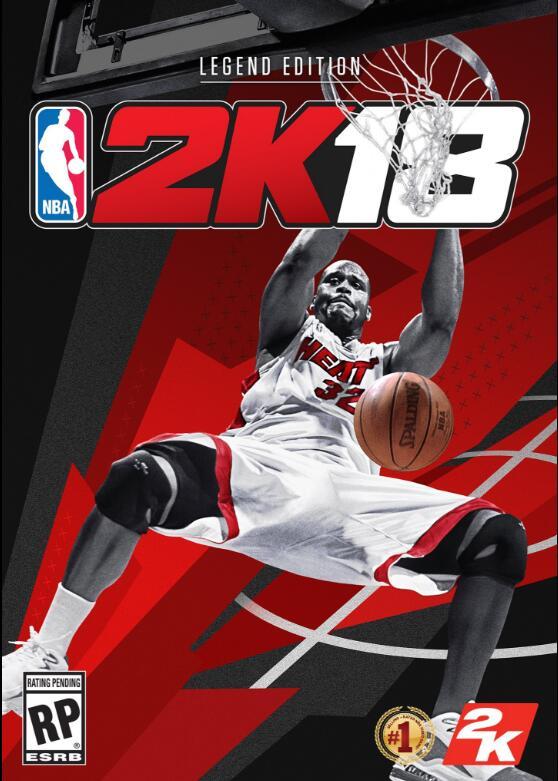 奥尼尔将担任《NBA2K18》传奇版封面人物