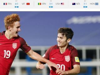 U20世界杯综述:越南0-4法国 沙特2-1获胜