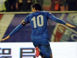 申花外援莫雷诺成功入选哥伦比亚国家队