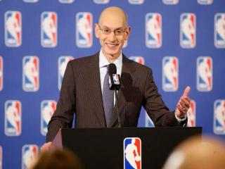 萧华:中国看球和打球的人最多 应该有人出现在NBA赛场