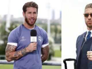 希望带来好运!拉莫斯为欧冠决赛改变发型