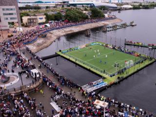 名宿参加卡迪夫六人赛,为欧冠决赛预热
