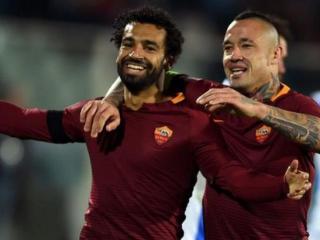 BBC:利物浦仍和罗马谈判以引进萨拉赫