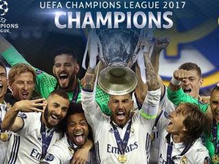 横!皇马成首支卫冕欧冠球队 12次夺冠连续6次决赛全胜