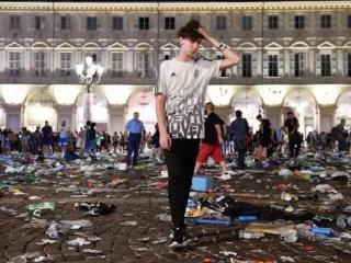 都灵心碎夜!欧冠决赛观赛群众发生踩踏600余人受伤