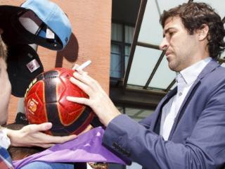 劳尔:希望齐祖能为皇马球迷带来更多的快乐
