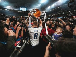 克罗斯:卫冕欧冠难度很大 C罗对球队非常重要