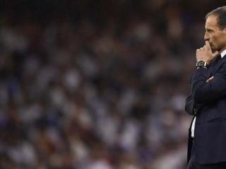 阿莱格里:输球不是世界末日 下赛季会继续努力