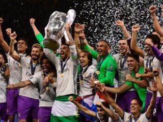 欧洲主流联赛冠军及欧战名额一览