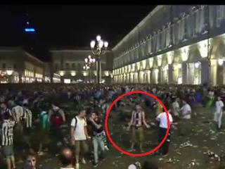 欧冠决赛夜悲剧在发酵!都灵踩踏事故一华裔男孩重伤昏迷