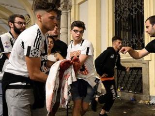 尤文球迷踩踏事故起因为肇事者恶作剧