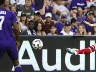 MLS:小猪面对卡卡,两队互交白卷