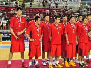 中国104-106韩国 无缘东亚男篮锦标赛决赛