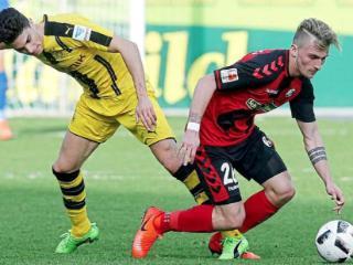 图片报:多特已签下弗赖堡前锋菲利普
