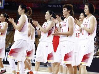 女篮亚洲杯赛程出炉:中国女篮首战新西兰
