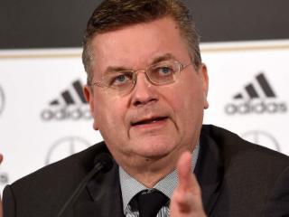 德国足协主席:重大赛事不能在支持恐怖主义的国家举办