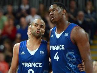 塞拉芬:帕克是法国最伟大的篮球运动员