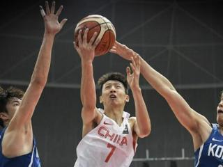 功亏一篑!国奥男篮不敌韩国无缘东亚赛决赛