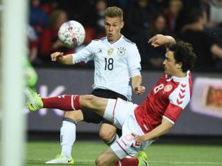 友谊赛-埃里克森破门基米希倒钩扳平 德国1-1丹麦